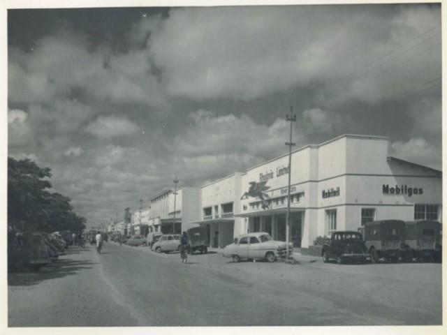 Sesheke June 1st1955